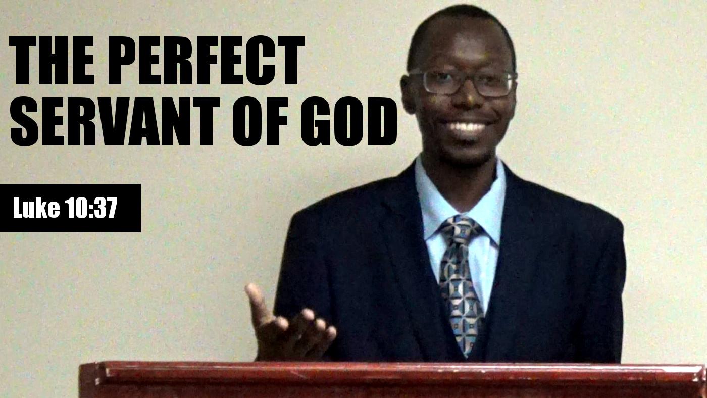 Perfect Servant of God Thumb