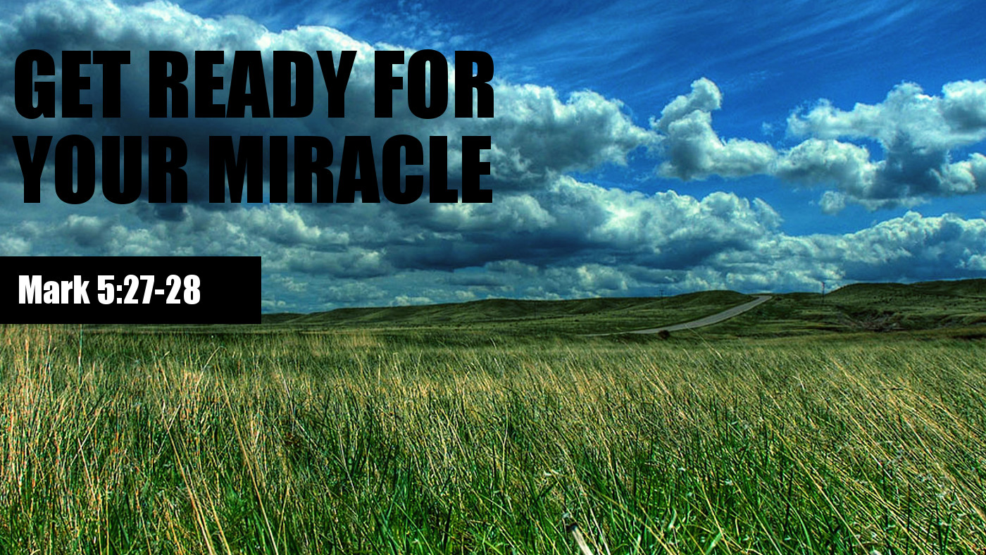 Your Miracle Thumbnail