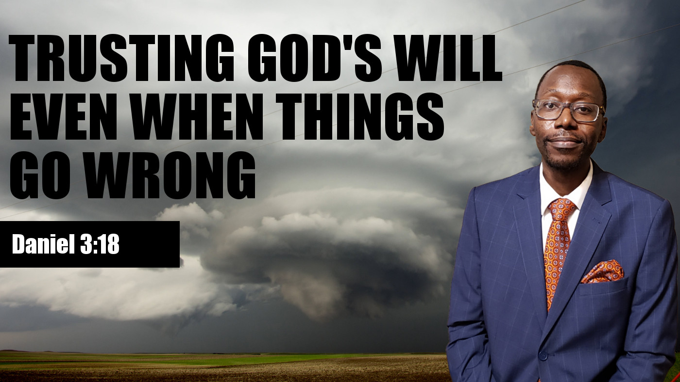 Trusting God's Will Thumbnail