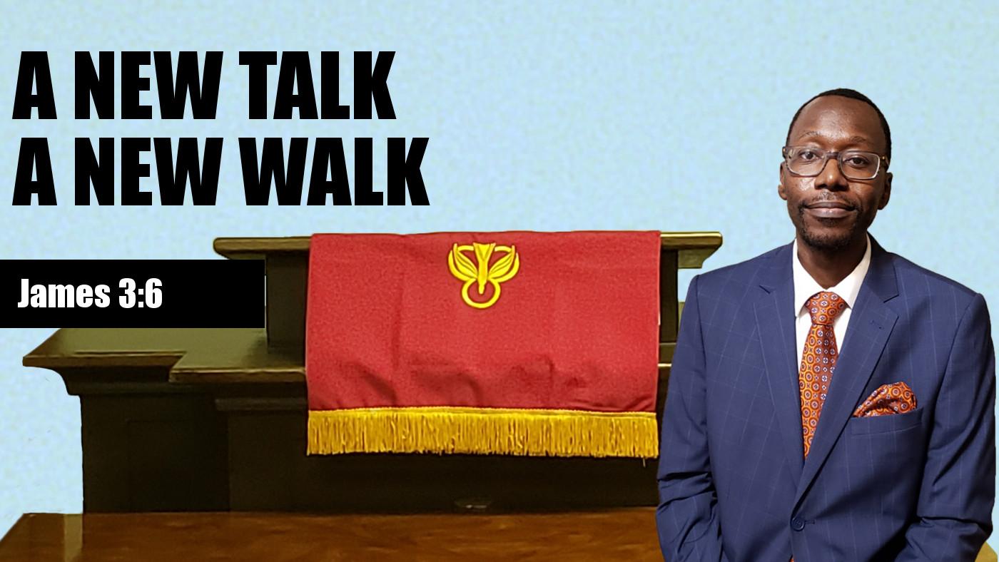 A New Talk Banner