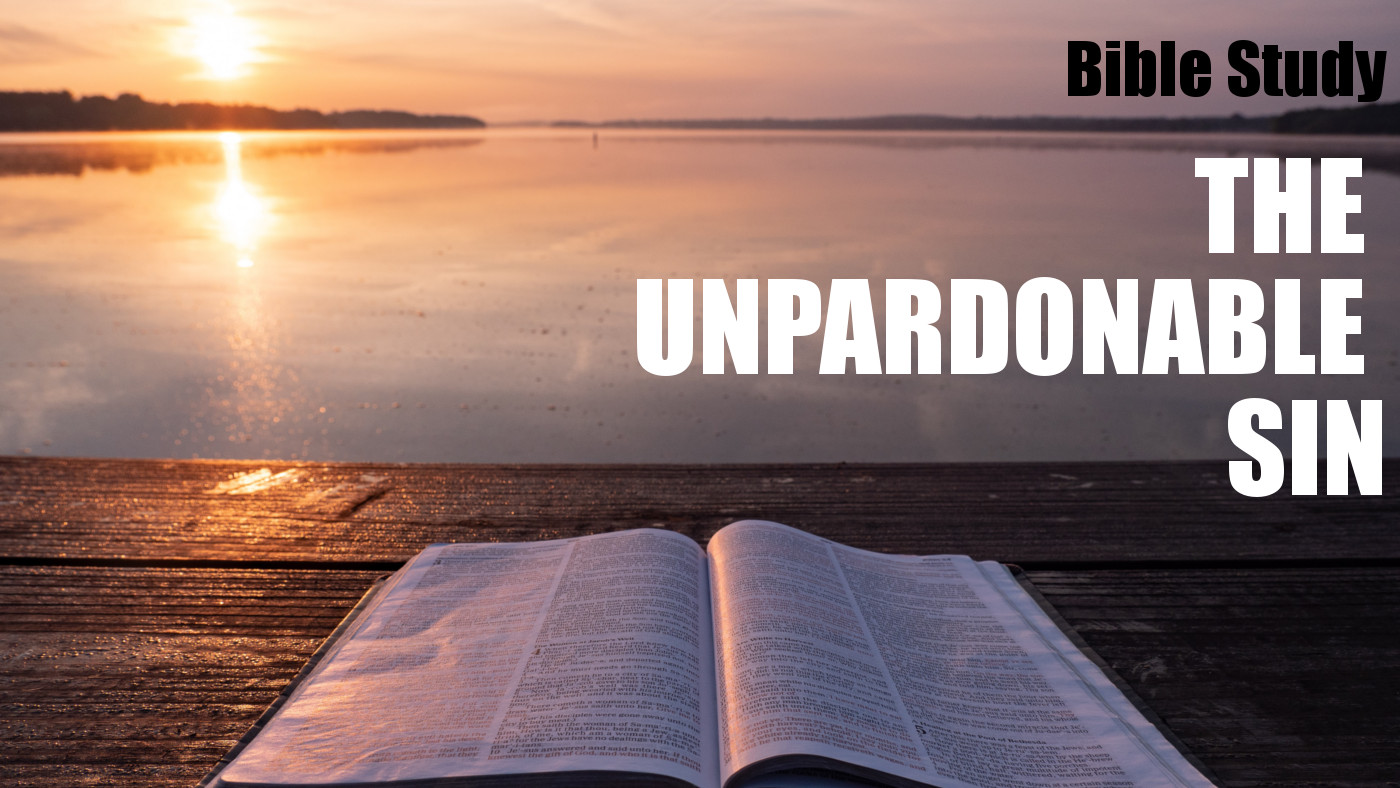 Unpardonable Sin banner