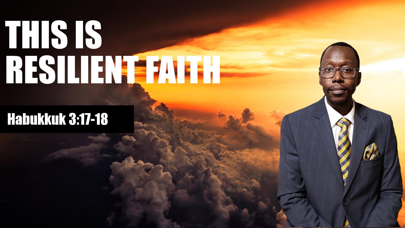 Resilient Faith Banner