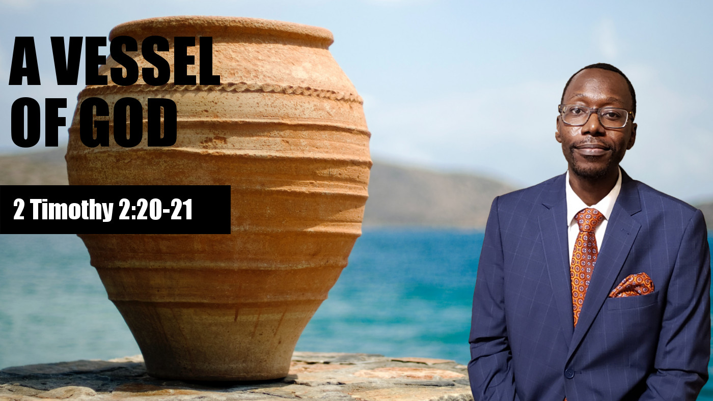 Vessel of God Banner