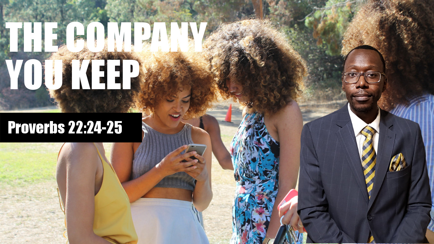 The Company You Keep Banner
