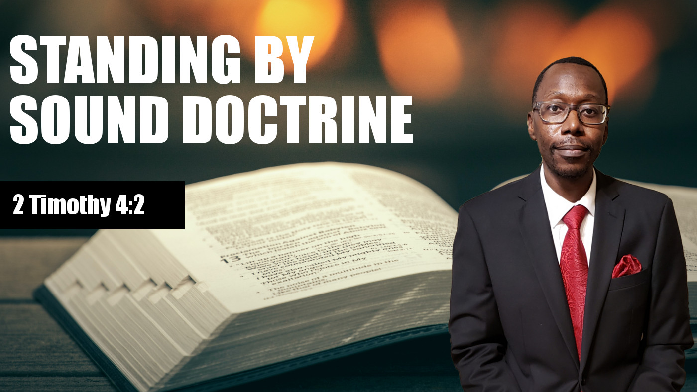Standing by Sound Doctrine Banner
